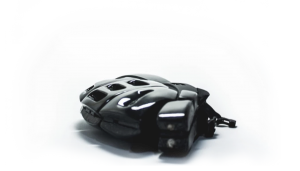 Black flat side Morpher