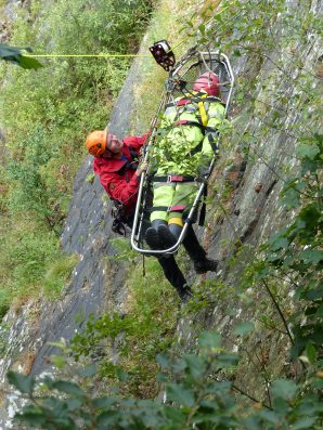 Lyon Equipment wins major Mountain Rescue training contract