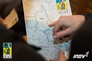 Lakeland Trails and inov-8 announce three-year partnership