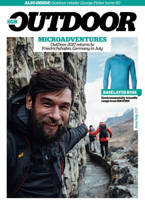SGB Outdoor Magazine June/July 2017
