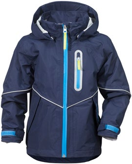 SUMMER SHOWERS COVERED WITH THE PANI JACKET FOR KIDS FROM DIDRIKSONS