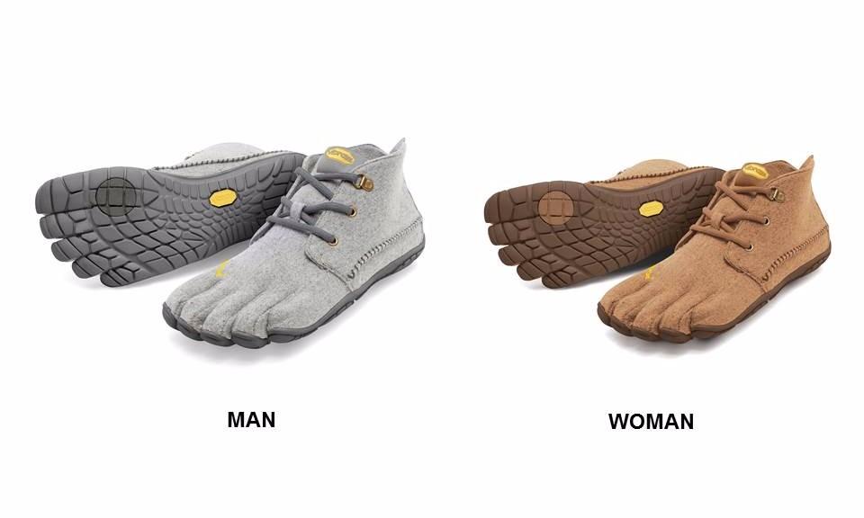 Vibram five toes