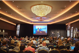 EOS 2016 closes on a high note in Barcelona – Italy announced as host for 2017