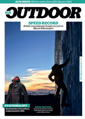 SGB Outdoor ISPO Special Jan-March 2018 issue