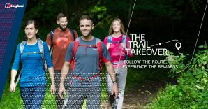 ViewRanger teams up with Berghaus to launch Trail Takeover