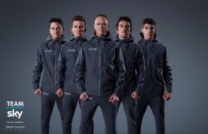 Henri Lloyd Sport announced as Official Off Bike Clothing Partner to Team Sky