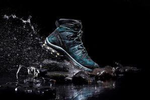 NEW YEAR, NEW BOOTS: SALOMON QUEST 4D 3 GTX EXCLUSIVELY AVAILABLE AT COTSWOLD OUTDOOR